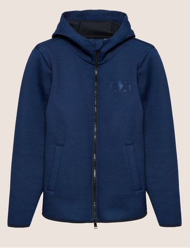 ARMANI EXCHANGE Fleece Jacket Man R