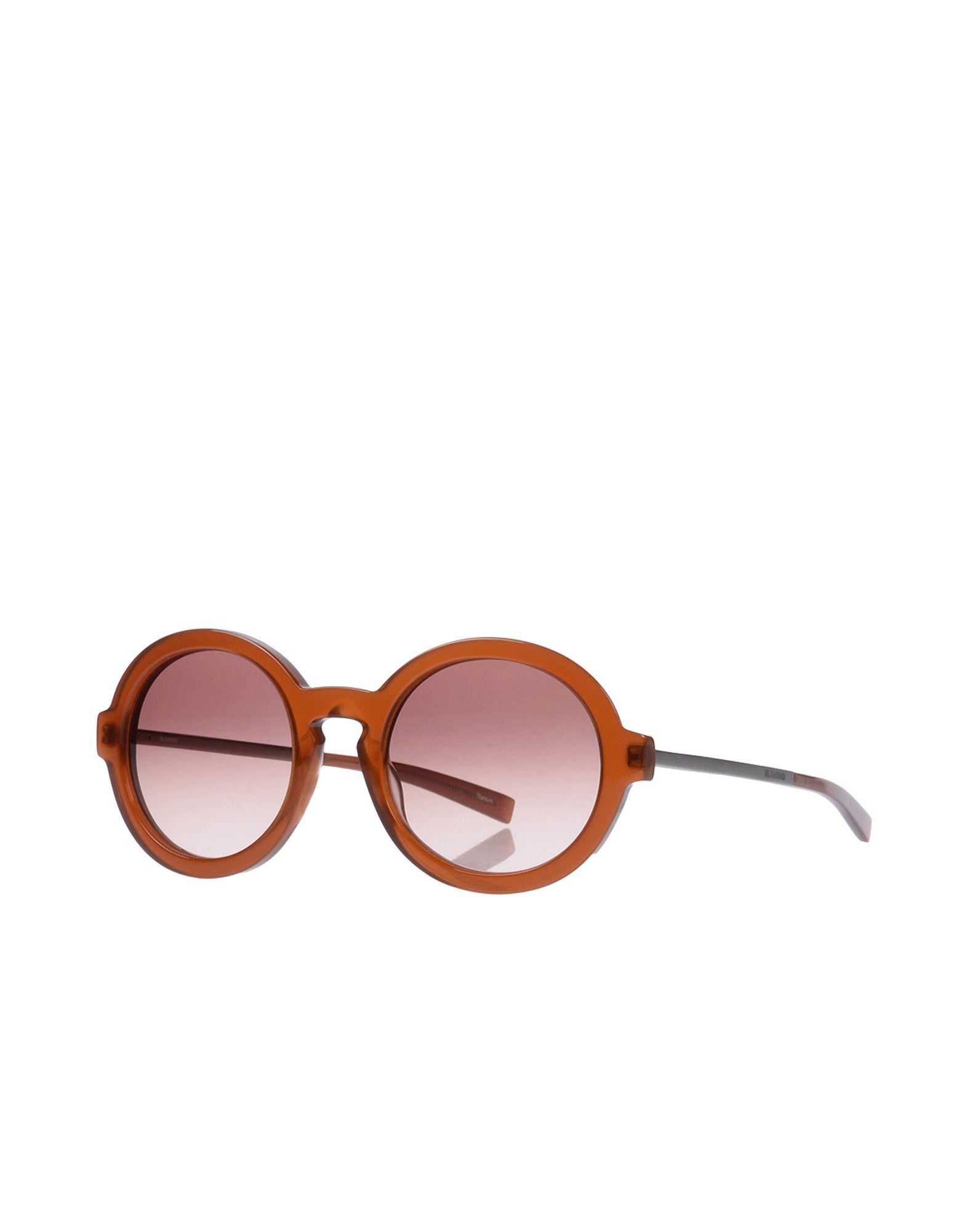 JIL SANDER Солнечные очки объективы и линзы