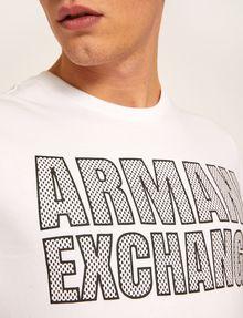 ARMANI EXCHANGE T-SHIRT CON LOGO ARMANI EXCHANGE T-shirt con logo [*** pickupInStoreShippingNotGuaranteed_info ***] b