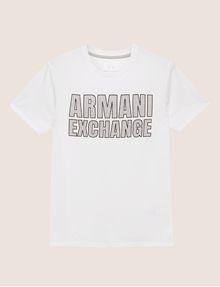 ARMANI EXCHANGE T-SHIRT CON LOGO ARMANI EXCHANGE T-shirt con logo [*** pickupInStoreShippingNotGuaranteed_info ***] r