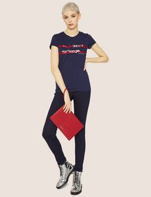 ARMANI EXCHANGE Logo-T-Shirt [*** pickupInStoreShipping_info ***] d