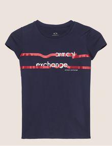 ARMANI EXCHANGE Logo-T-Shirt [*** pickupInStoreShipping_info ***] r