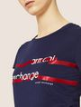 ARMANI EXCHANGE Logo T-shirt Woman b