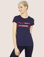 ARMANI EXCHANGE Logo-T-Shirt [*** pickupInStoreShipping_info ***] f