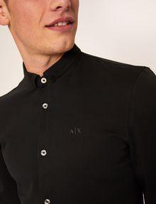 ARMANI EXCHANGE Plain Shirt Man b