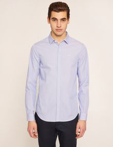 ARMANI EXCHANGE Striped Shirt Man f