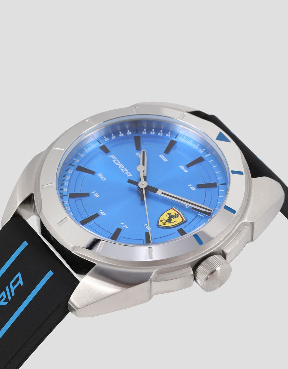Scuderia Ferrari Online Store - Forza watch with blue dial - Quartz Watches