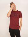ARMANI EXCHANGE SLIM-FIT EMBROIDERED SCRIPT CREW Logo T-shirt [*** pickupInStoreShippingNotGuaranteed_info ***] f