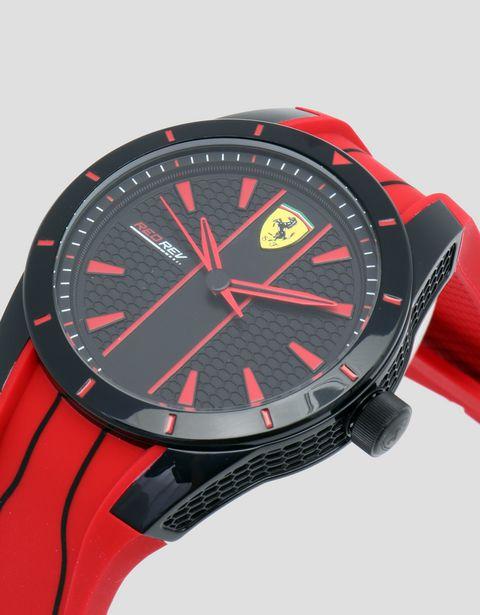 Scuderia Ferrari Online Store - Montre RedRev - Montres à quartz