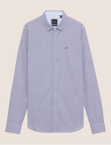 ARMANI EXCHANGE Checked Shirt Man R