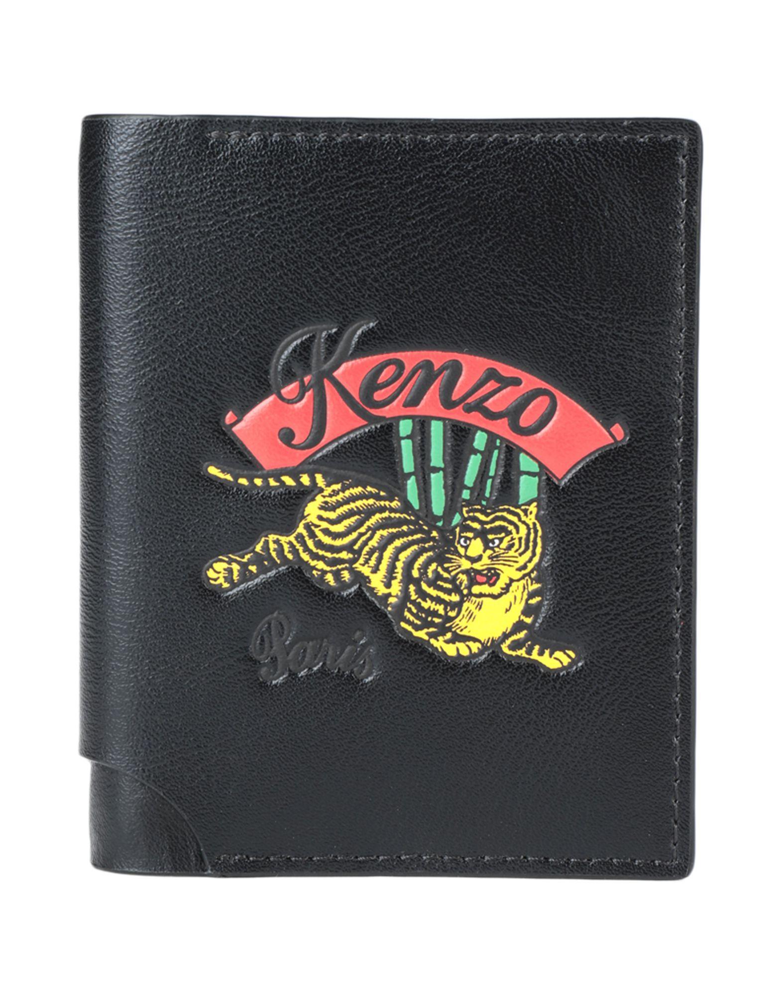 купить KENZO Чехол для документов дешево