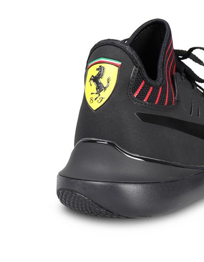 Scuderia Ferrari Online Store - Puma SF Evo Cat Mace shoes - Sneakers