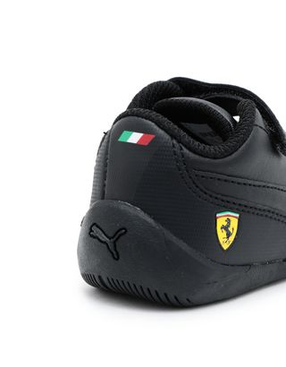 Scuderia Ferrari Online Store - キッズシューズ Puma SF Drift Cat 7 V - アクティブスポーツシューズ