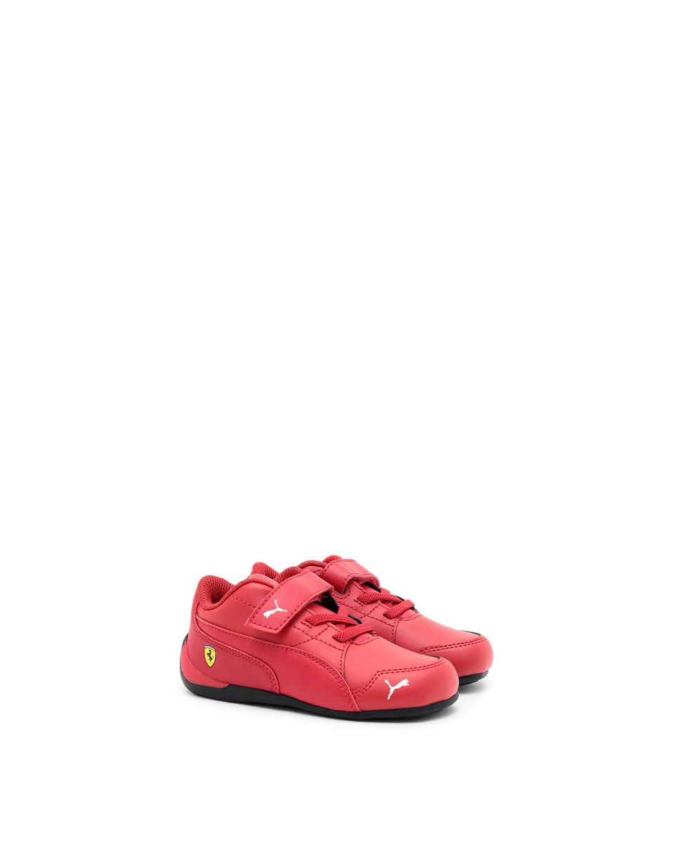 Scuderia Ferrari Online Store - Boys' SF Drift Cat 7 V shoes - Active Sport Shoes