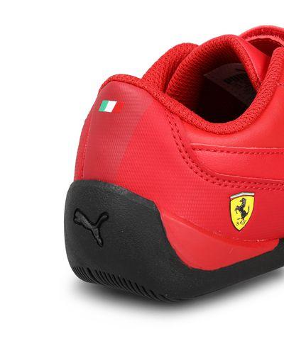 Scuderia Ferrari Online Store - Children's SF Puma Drift Cat V shoes - Active Sport Shoes