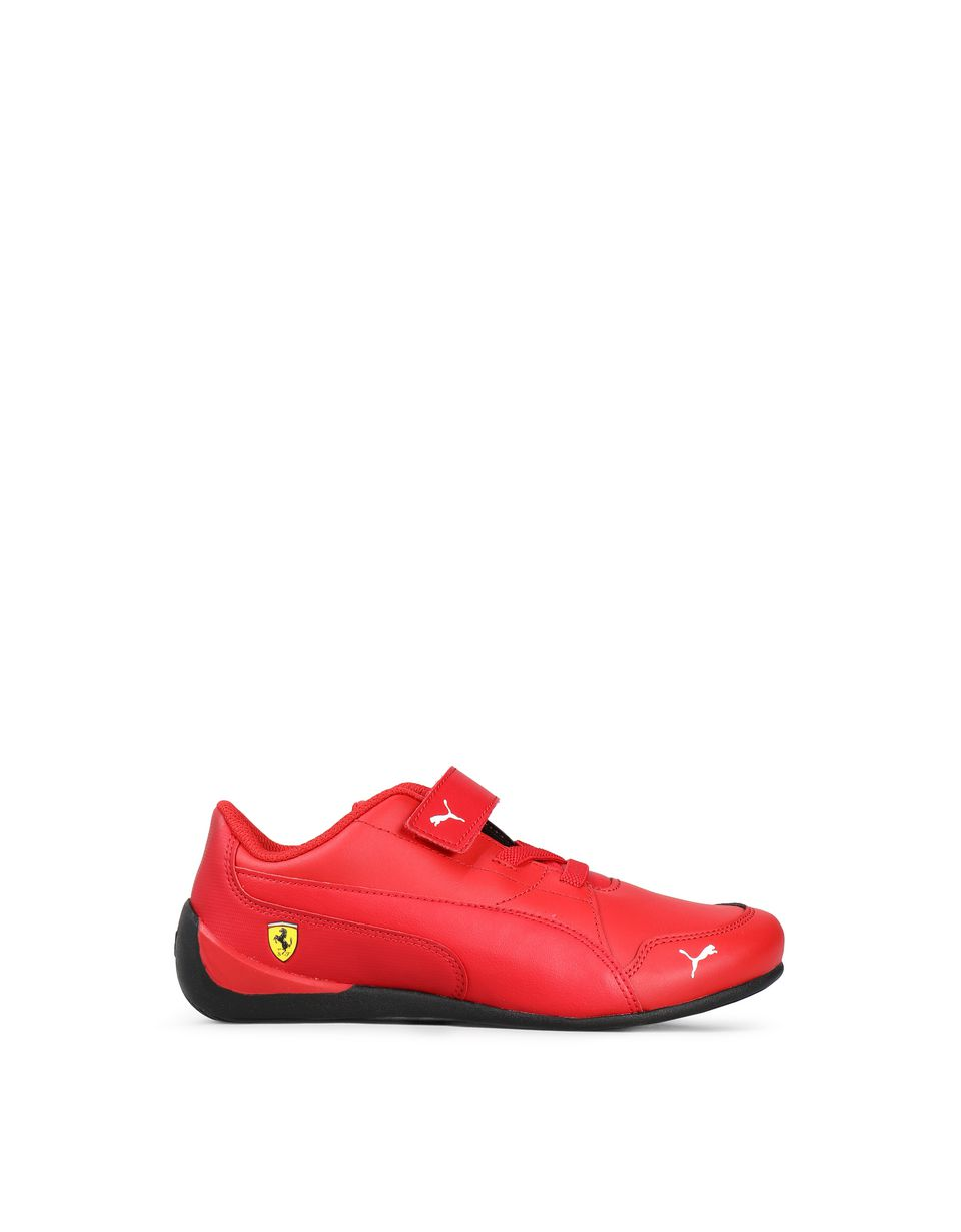 Scuderia Ferrari Online Store - Children's SF Puma Drift Cat V shoes -