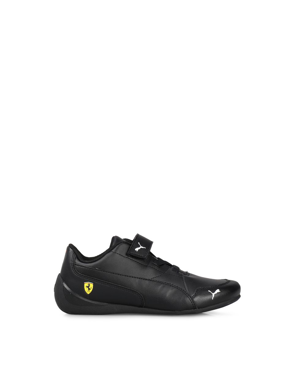 Scuderia Ferrari Online Store - Children's SF Puma Drift Cat V shoes - Active Sport Shoes