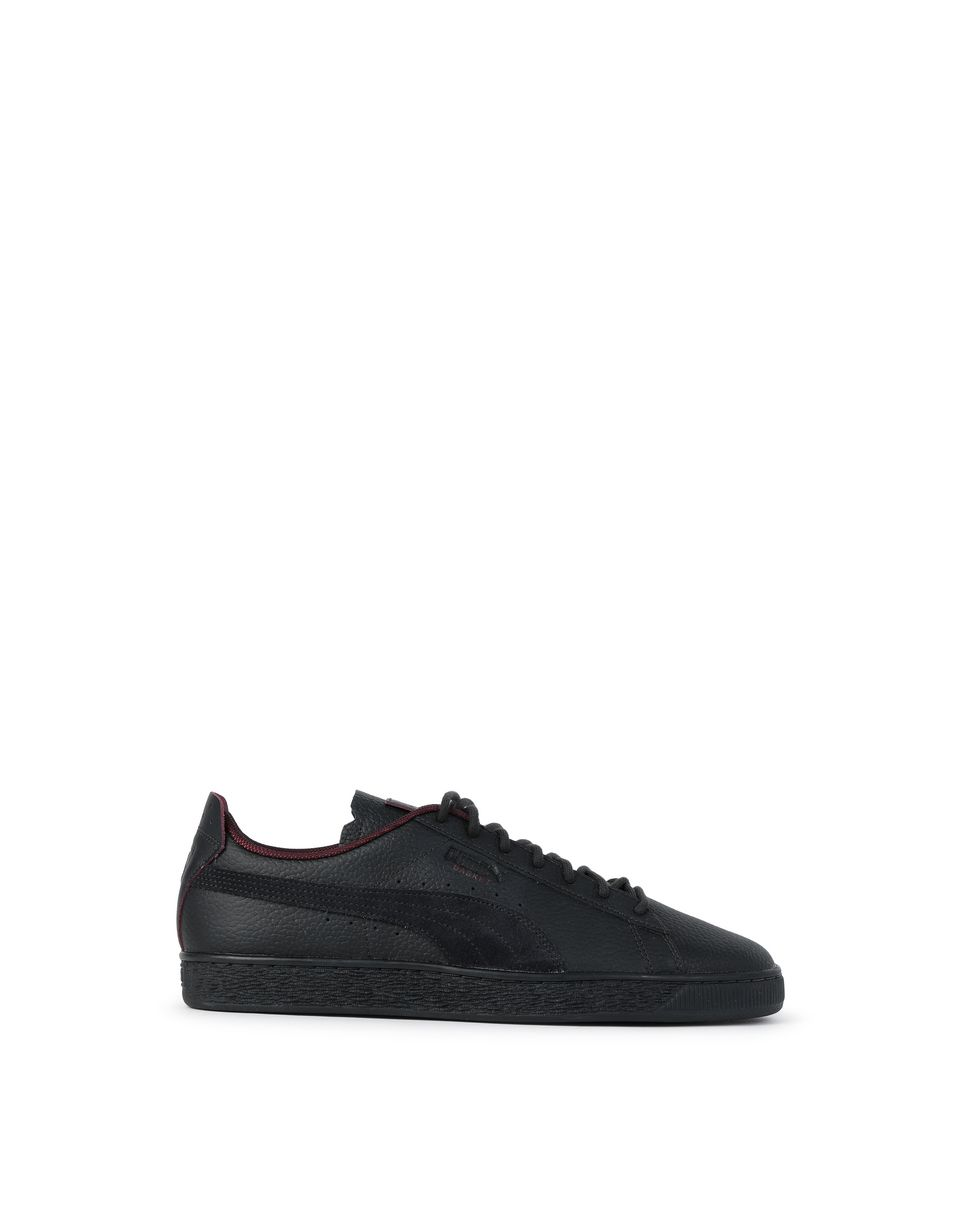 Scuderia Ferrari Online Store - SF Puma Basket LS shoes for men - Sneakers