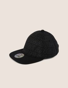 ARMANI EXCHANGE ALLOVER LOGO HAT Hat Man f