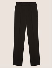 ARMANI EXCHANGE FINISHED WAIST PLEATED TROUSER Dress Pant [*** pickupInStoreShipping_info ***] r