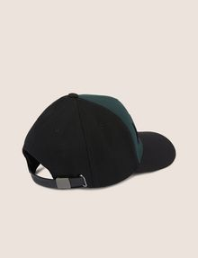 ARMANI EXCHANGE STITCHED DECO LOGO HAT Hat Man r