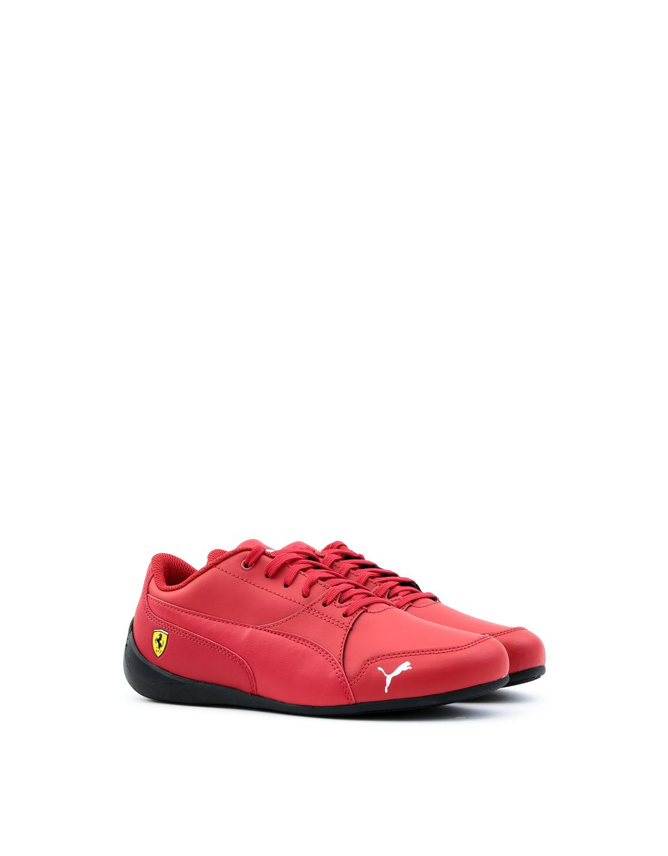 Scuderia Ferrari Online Store - Boys' SF Puma Drift Cat 7 shoes - Active Sport Shoes