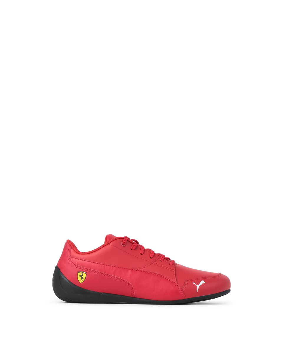 Scuderia Ferrari Online Store - SF Puma Drift Cat 7 shoes for children - Active Sport Shoes