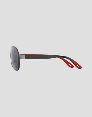 Scuderia Ferrari Online Store - Ray-Ban for Scuderia Ferrari RB8321M Limited Edition Monza GP - Sunglasses