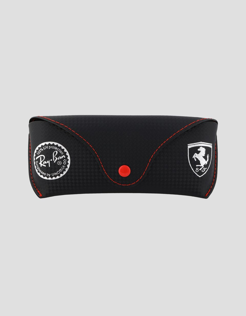 Scuderia Ferrari Online Store - Ray-Ban for Scuderia Ferrari RB8321M Limited Edition GP Monza - Sunglasses