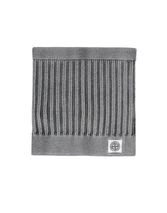 Scarf N09D8 FROST FINISH STONE ISLAND JUNIOR - 0