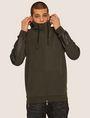 ARMANI EXCHANGE FUNNELNECK 1991 LOGO ZIP-UP HOODIE Sweatshirt [*** pickupInStoreShippingNotGuaranteed_info ***] f