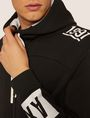 ARMANI EXCHANGE FUNNELNECK 1991 LOGO ZIP-UP HOODIE Sweatshirt [*** pickupInStoreShippingNotGuaranteed_info ***] b