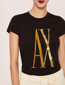ARMANI EXCHANGE A|XロゴTシャツ ロゴTシャツ レディース b