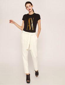 ARMANI EXCHANGE A|XロゴTシャツ ロゴTシャツ レディース d
