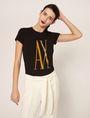 ARMANI EXCHANGE A|XロゴTシャツ ロゴTシャツ レディース f