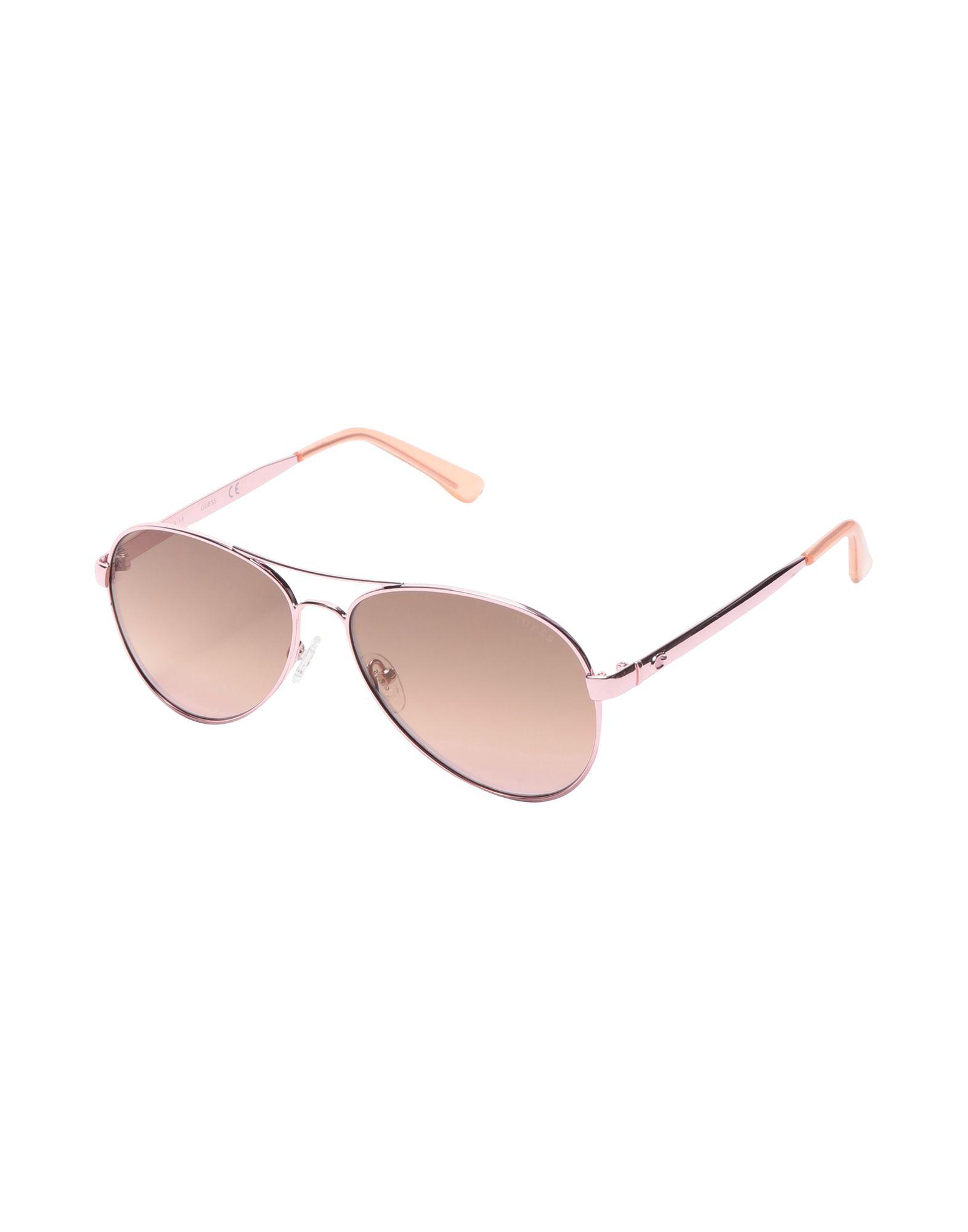 GUESS Солнечные очки объективы и линзы