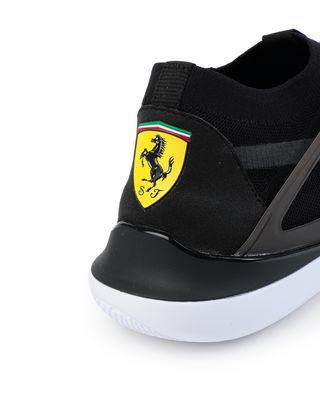 Scuderia Ferrari Online Store - Puma SF Evo Cat Sock Lace shoes -