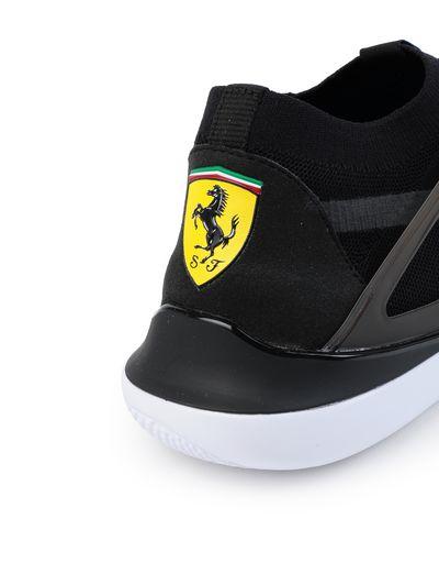 Scuderia Ferrari Online Store - Puma SF Evo Cat Sock Lace shoes - Active Sport Shoes
