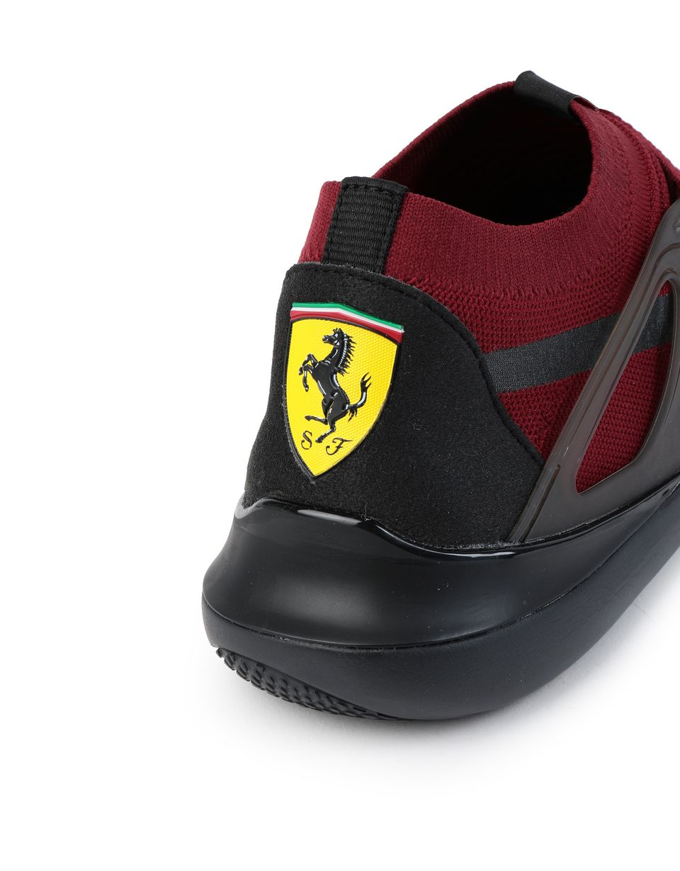 Scuderia Ferrari Online Store - Puma SF Evo Cat Sock Lace shoes - Active Sport Shoes