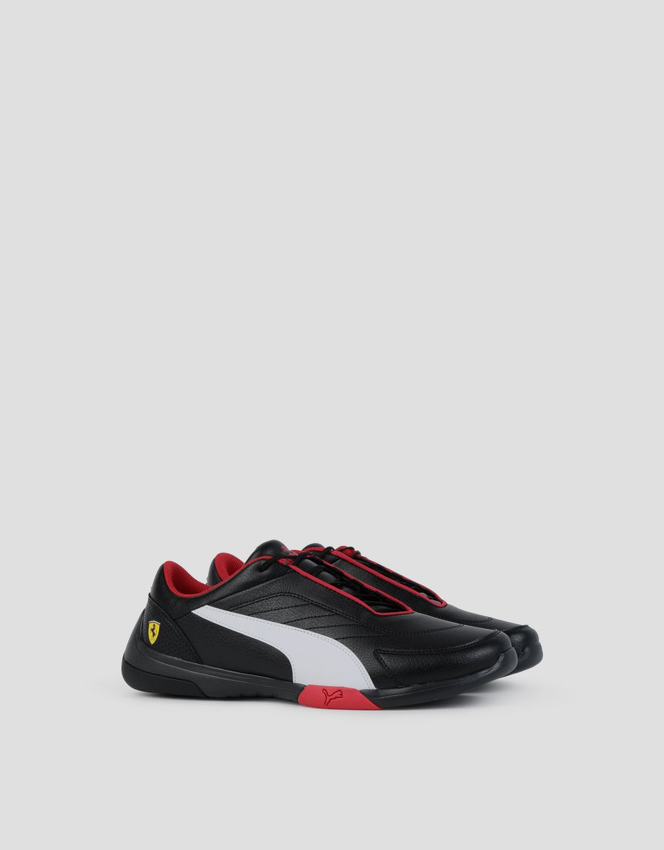 Scuderia Ferrari Online Store - SF Puma Kart Cat III shoes for men - Active Sport Shoes