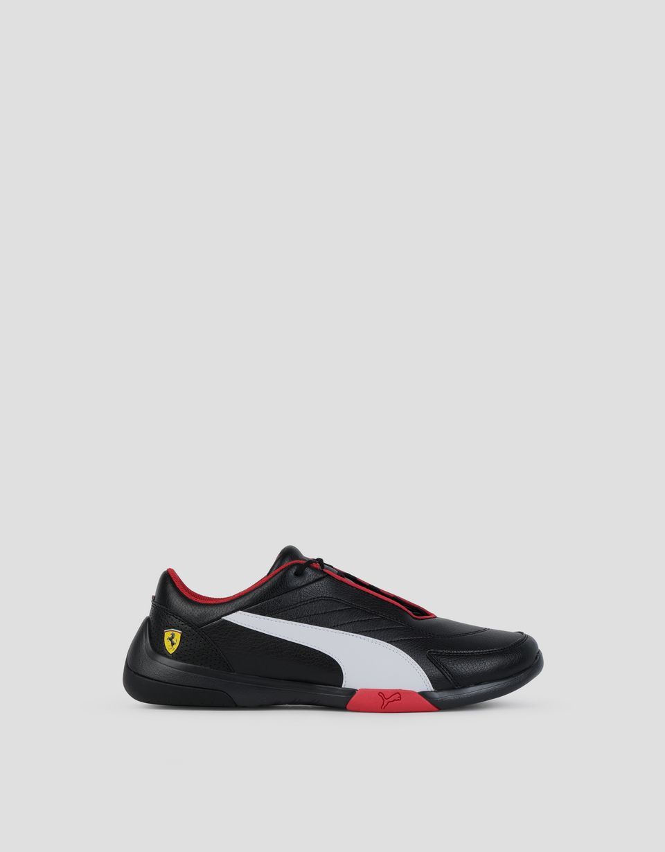 Scuderia Ferrari Online Store - Men's SF Puma Kart Cat III shoes - Active Sport Shoes
