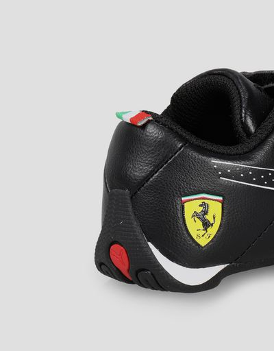 Scuderia Ferrari Online Store - SF Future Cat Ultra shoes for infants - Active Sport Shoes
