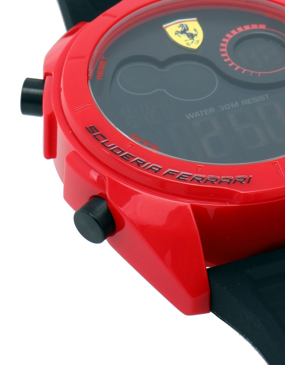 Scuderia Ferrari Online Store - Forza digital watch - Quartz Watches