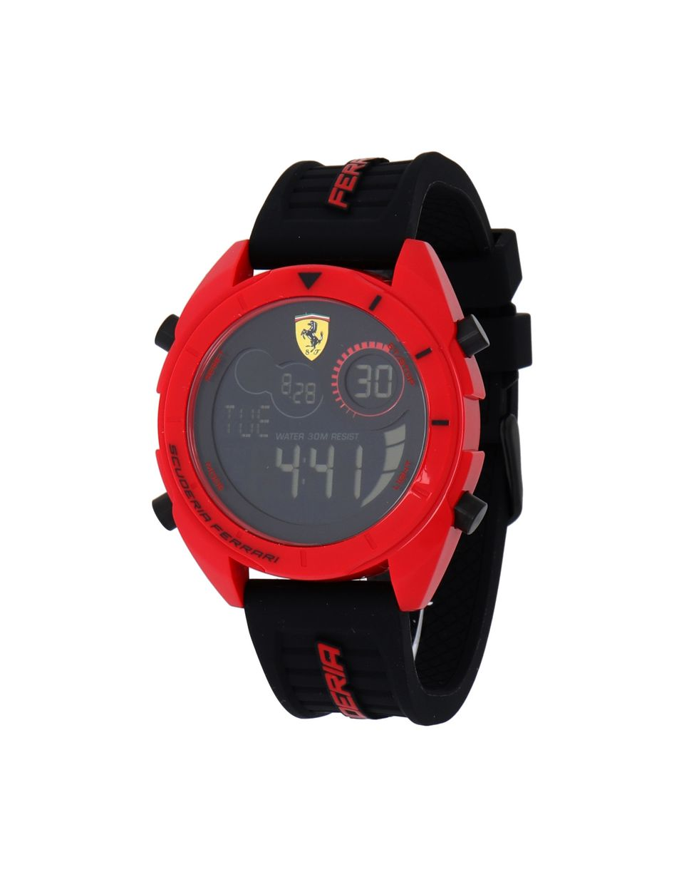Scuderia Ferrari Online Store - Digital Forza watch - Quartz Watches