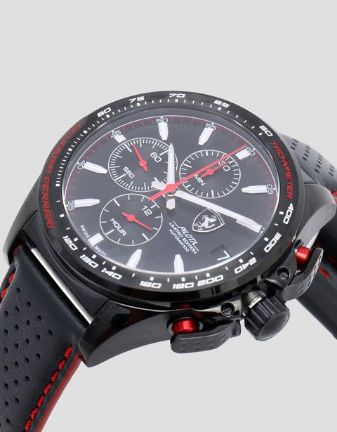 Limited edition automatic Pilota watch