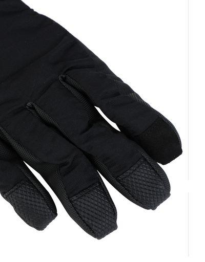 Scuderia Ferrari Online Store - Men's Puma x Scuderia Ferrari gloves - Regular Gloves