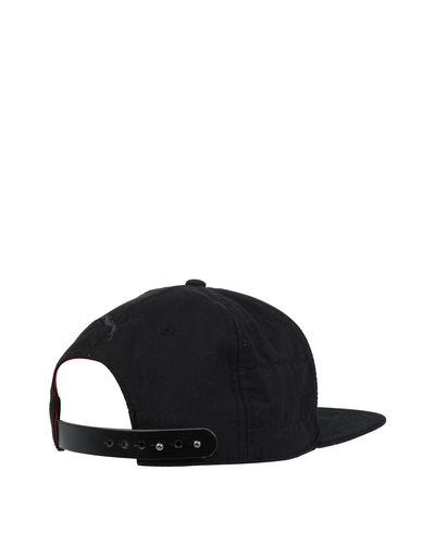 Scuderia Ferrari Online Store - Puma Scuderia Ferrari cap with flat visor for men - Flat Caps