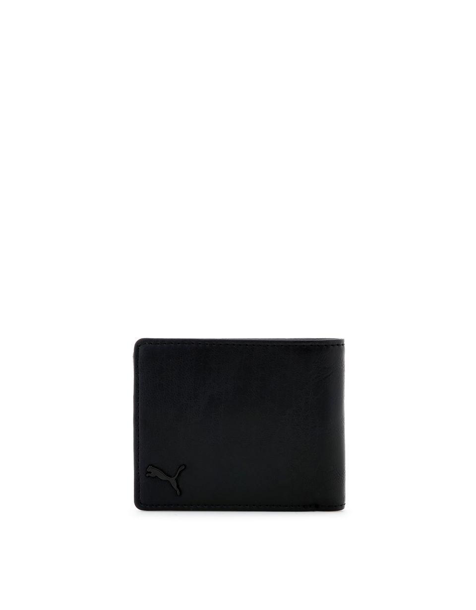 Scuderia Ferrari Online Store - Men's Puma x Scuderia Ferrari wallet - Horizontal Wallets