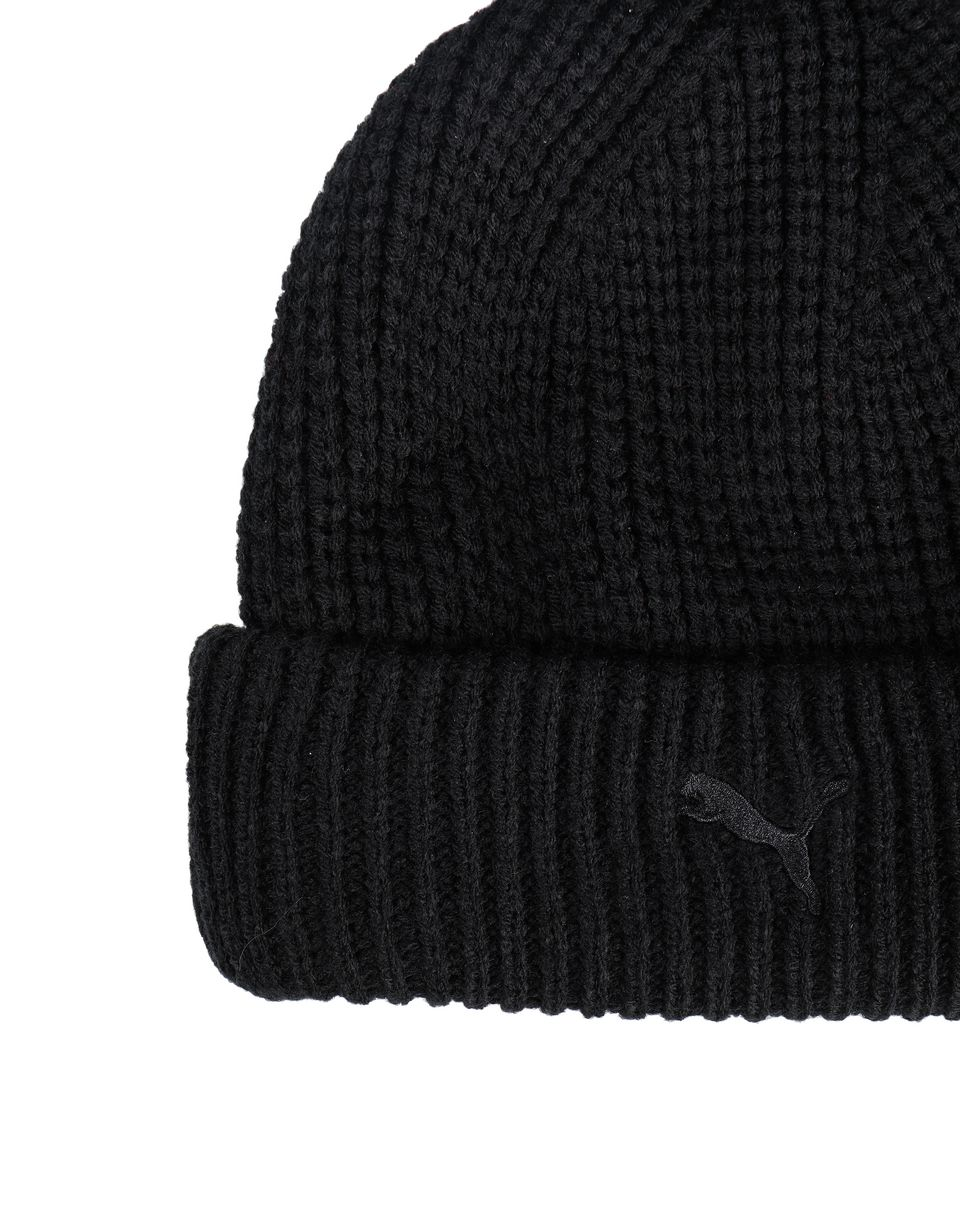 Scuderia Ferrari Online Store - Puma Scuderia Ferrari cap with pompom for men - Beanie Hats