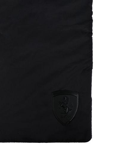 Scuderia Ferrari Online Store - Men's two-layer Puma x Scuderia Ferrari scarf - Scarves